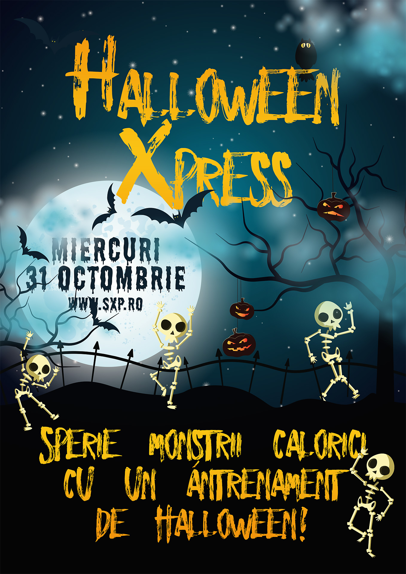 HalloweenXPress